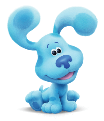 Blue from Blue's Clues and You