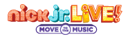 Return to Nick Jr. Live! homepage